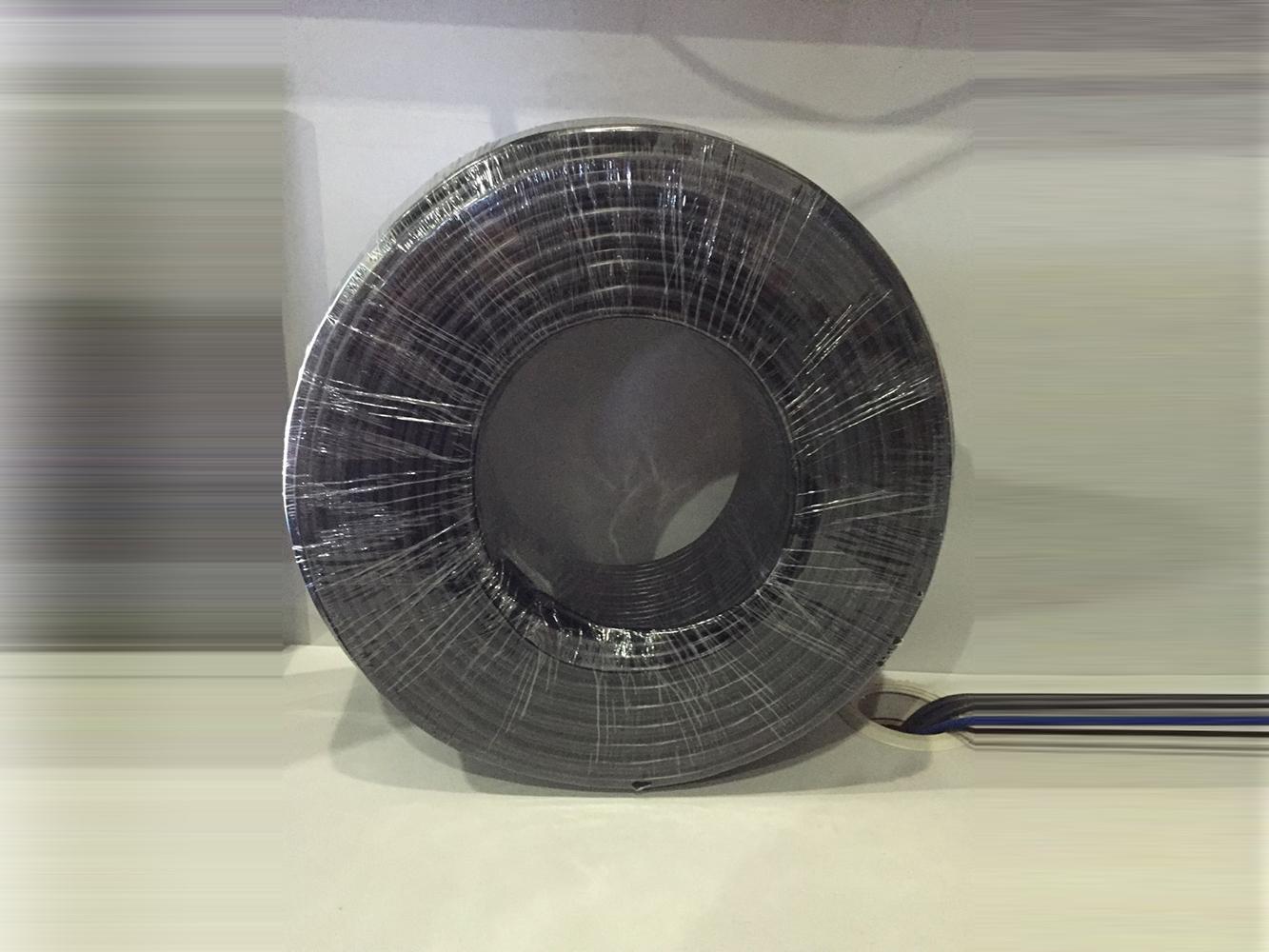 监控专用电源线2X1.0纯铜器电源线