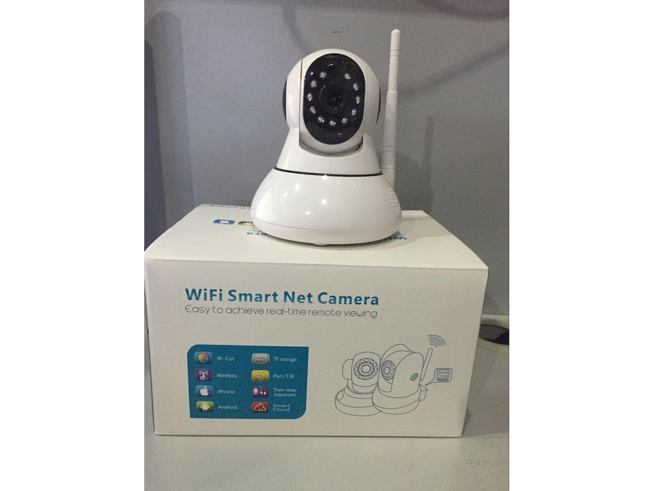 无线WIFI互联网摄像机